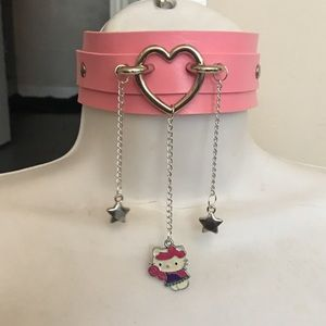 Jewelry - Punk Kitty Choker